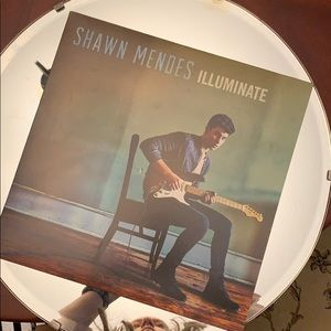 Other Shawn Mendes Vinyl Poshmark I don't know the technical stuff but due to its elongated shape, you do find yourself picking quite differently and it really. poshmark
